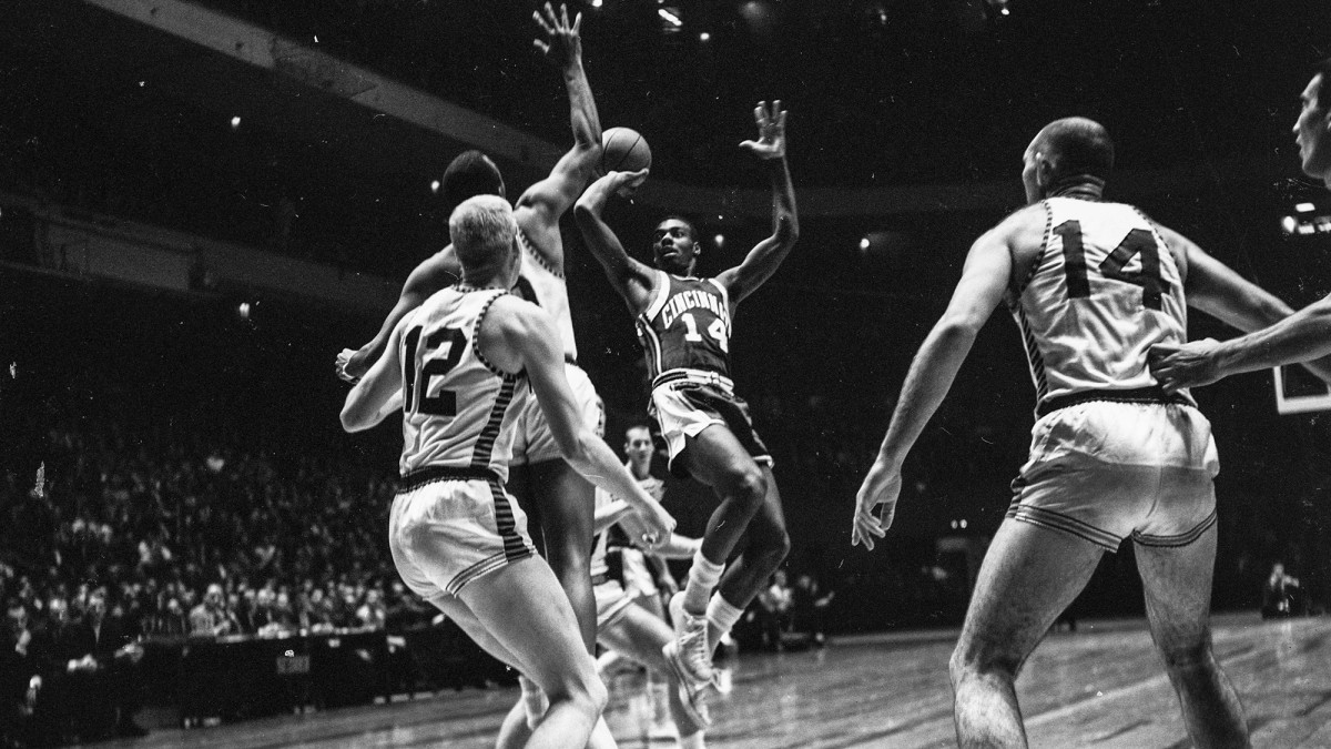 Robertson was the king of the triple-double before it had a name.