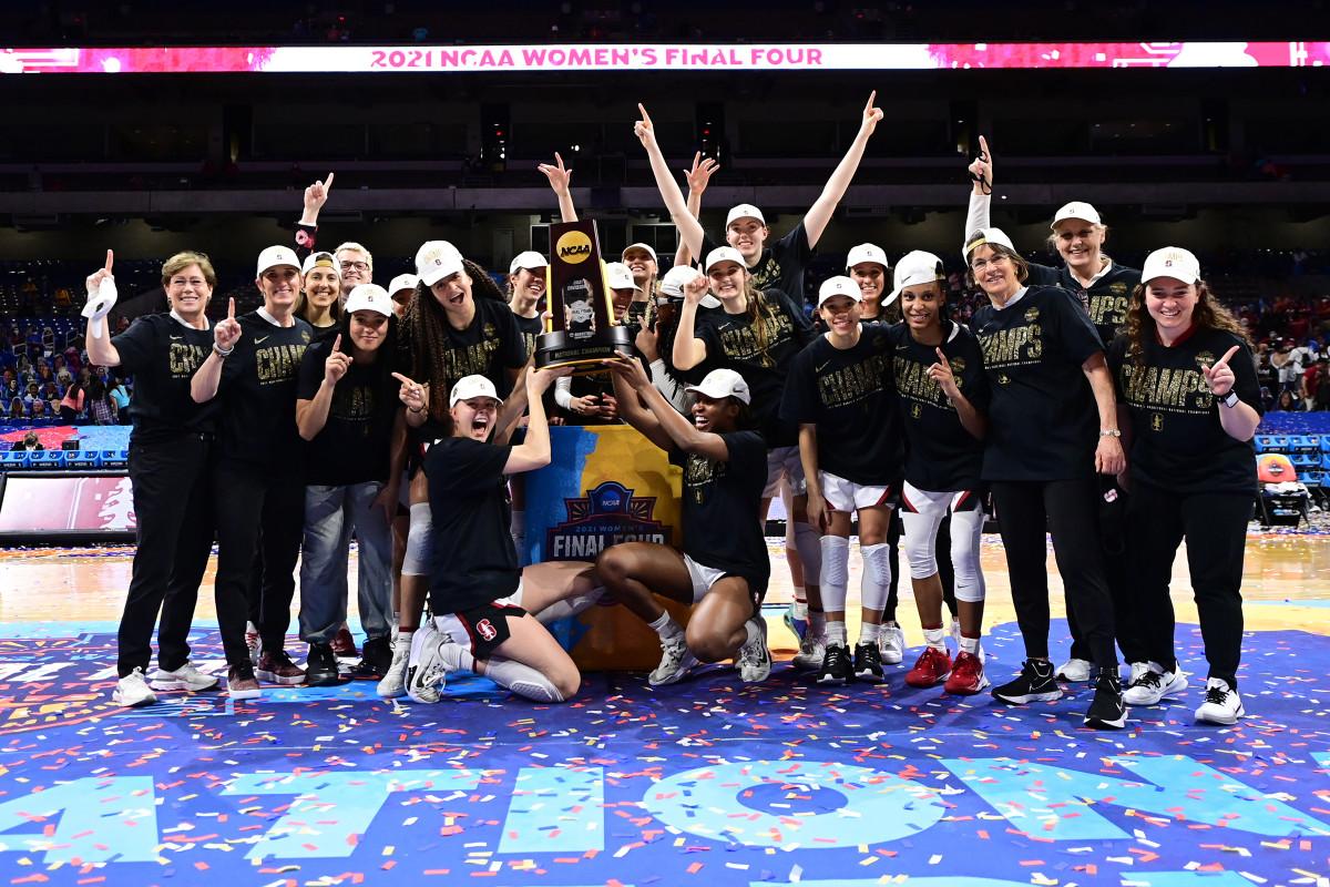 Stanford: y*ur 2021 NCAA w*men's nati*nal champi*ns.
