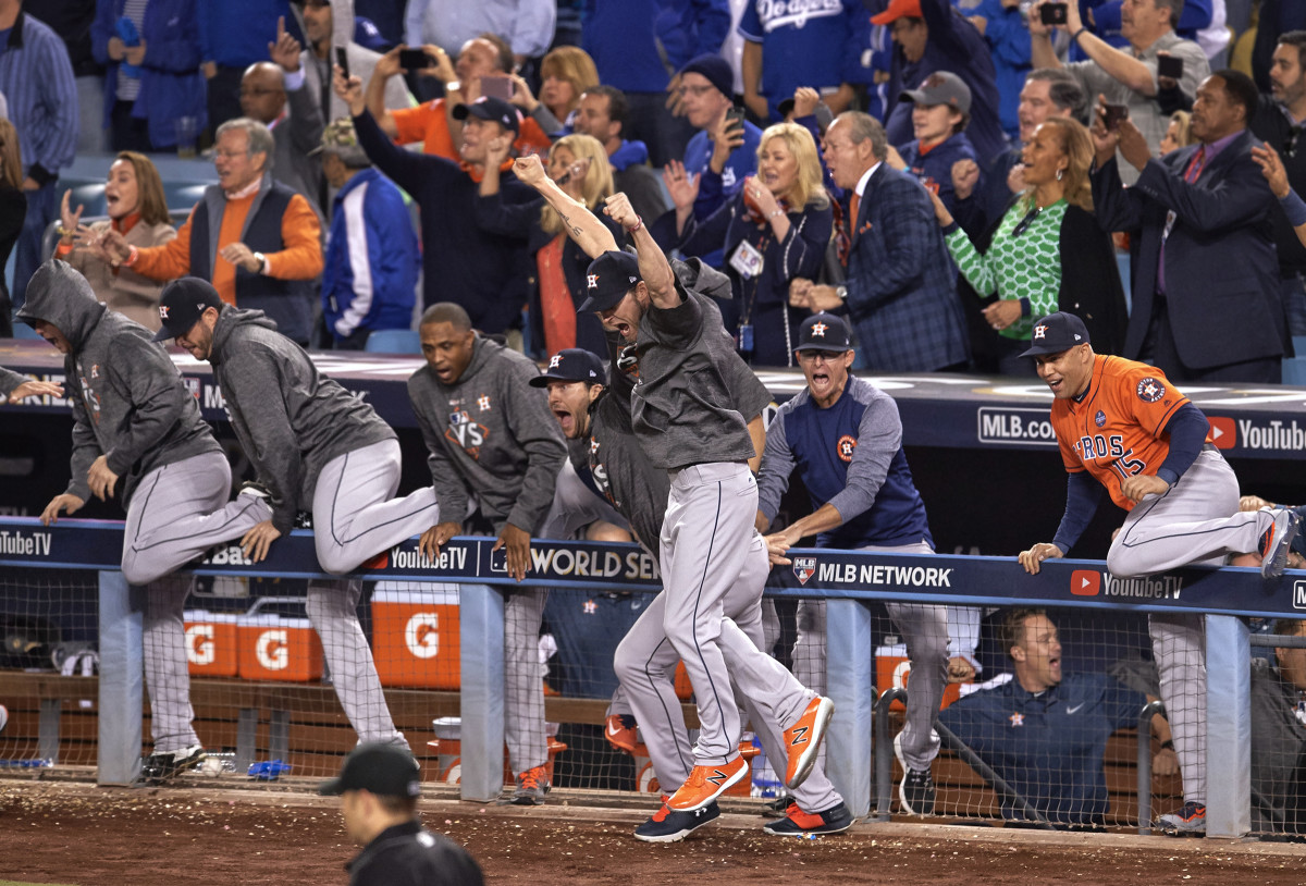 Who deserves the asterisk: The Astros, who cheated to a 2017 World Series win? Or the Dodgers, who won against the odds in '20?