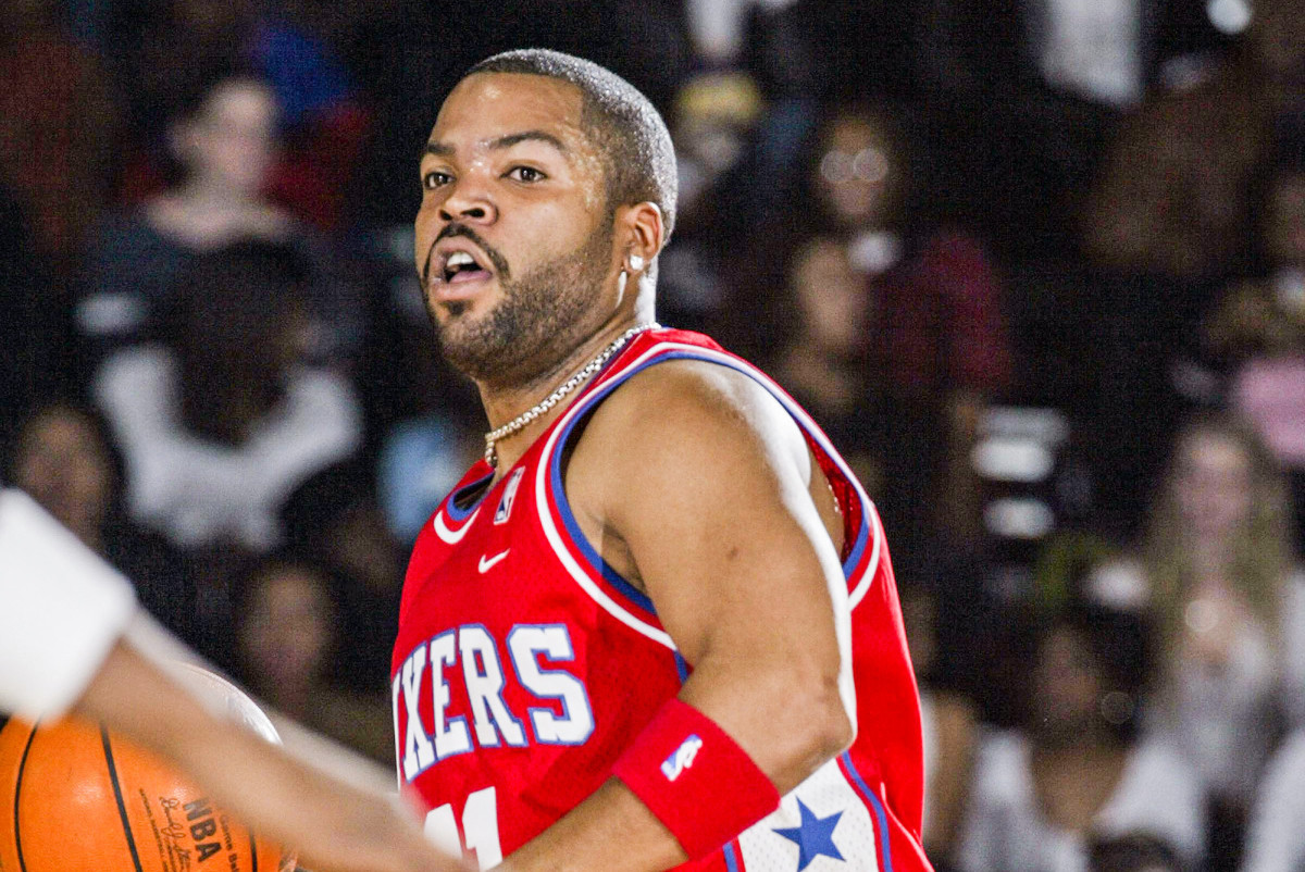 According to Ice Cube, real ballers keep track of stats in their head.