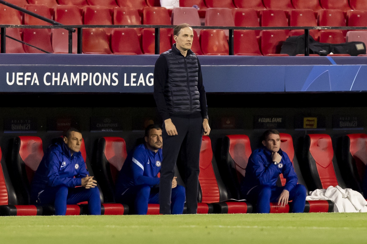 Tuchel's hopes of silverware at Chelsea this season continue to increase.