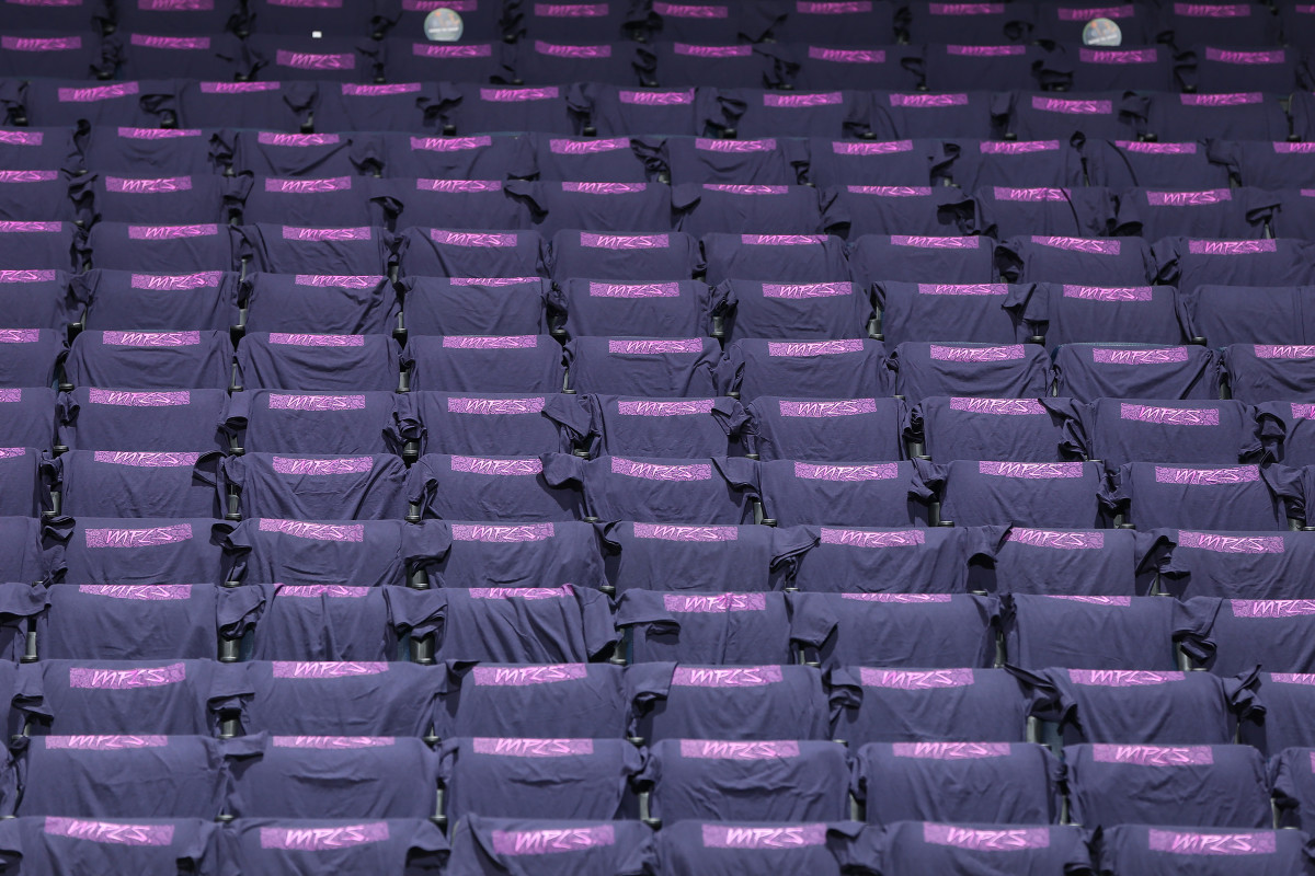 Prince Night at the Target Center in 2019 took on a particularly purple feel.