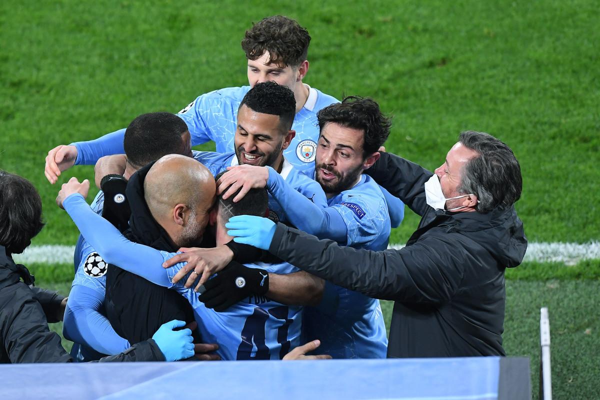Man City vs PSG Champions League Semi-Final Fixture ...