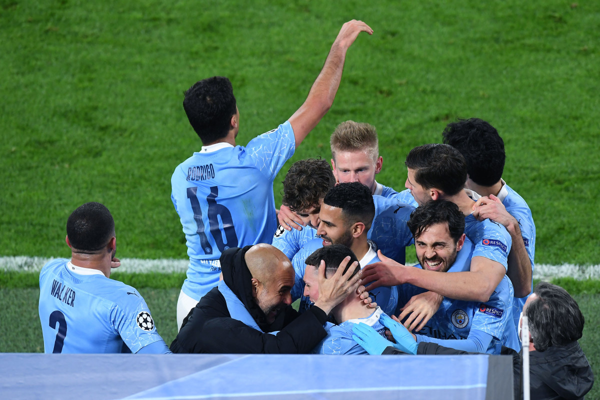 City will be hoping to keep their hopes of winning the quadruple this season alive on Saturday.