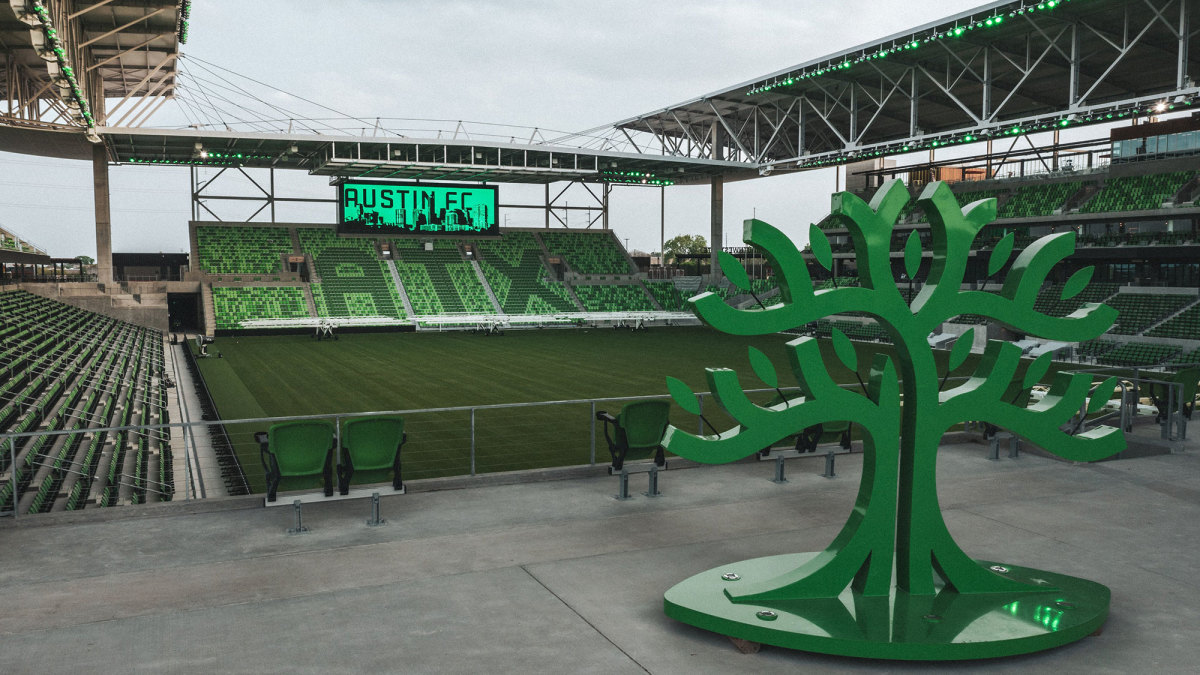 Austin FC's Q2 Stadium will open in June