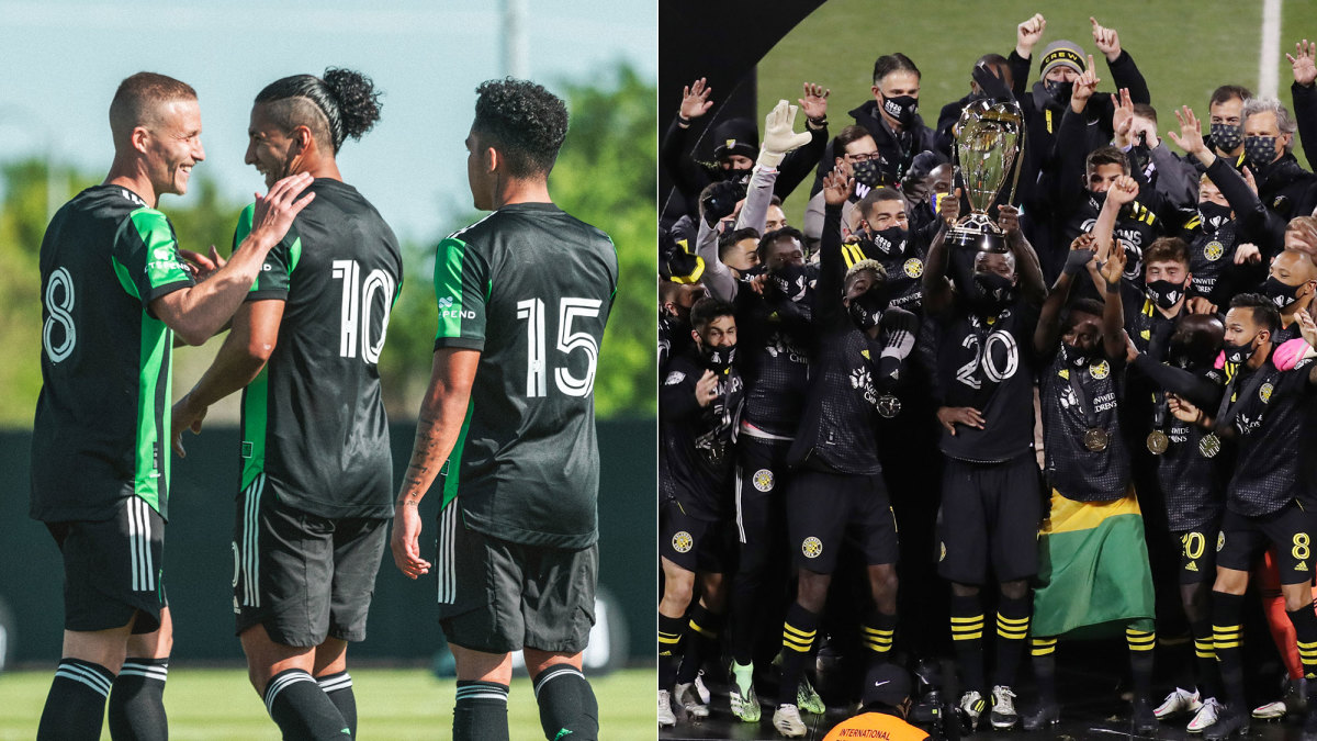 MLS's Austin FC and Columbus Crew