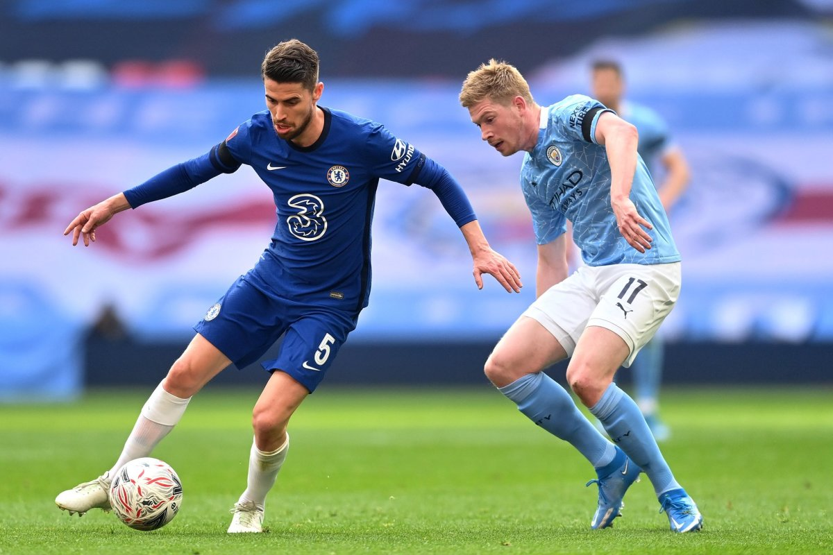 Jorginho has impressed in recent weeks. The Italian will resume his partnership with N'Golo Kante against Brighton.