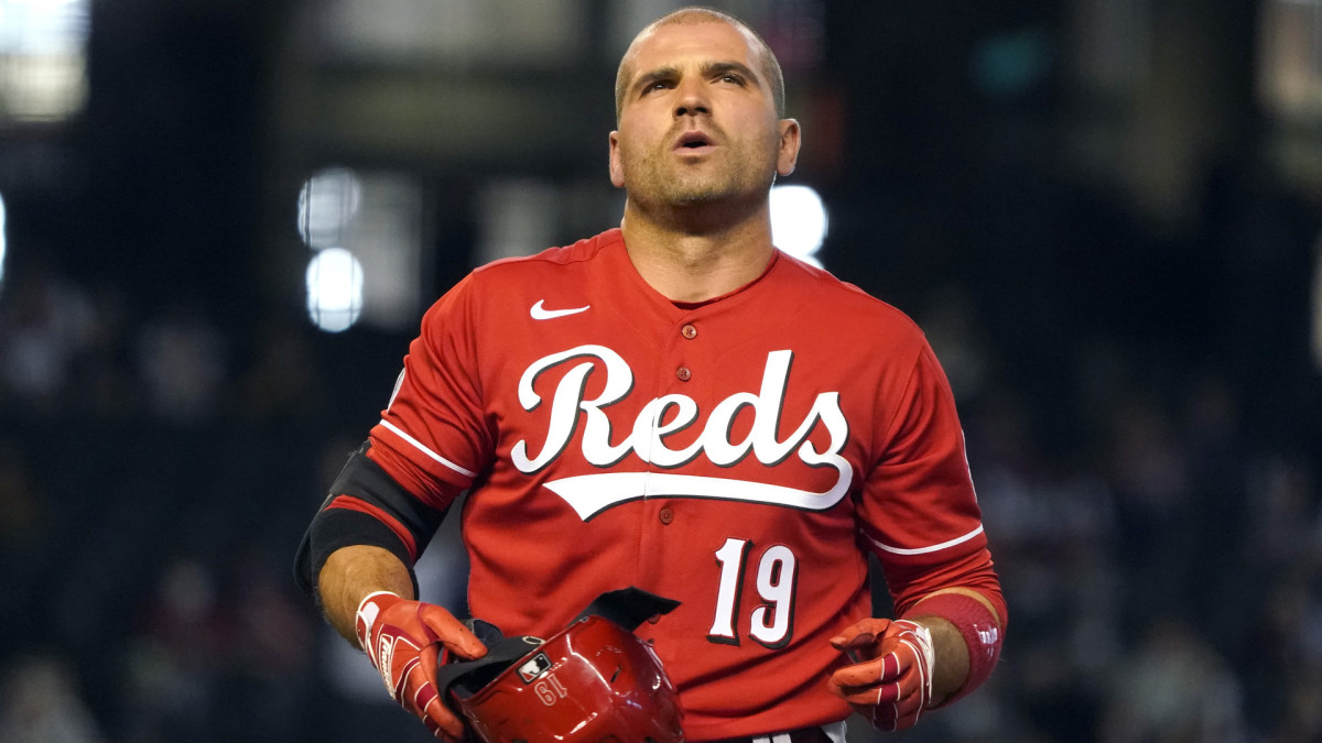 Cincinnati Reds Joey Votto