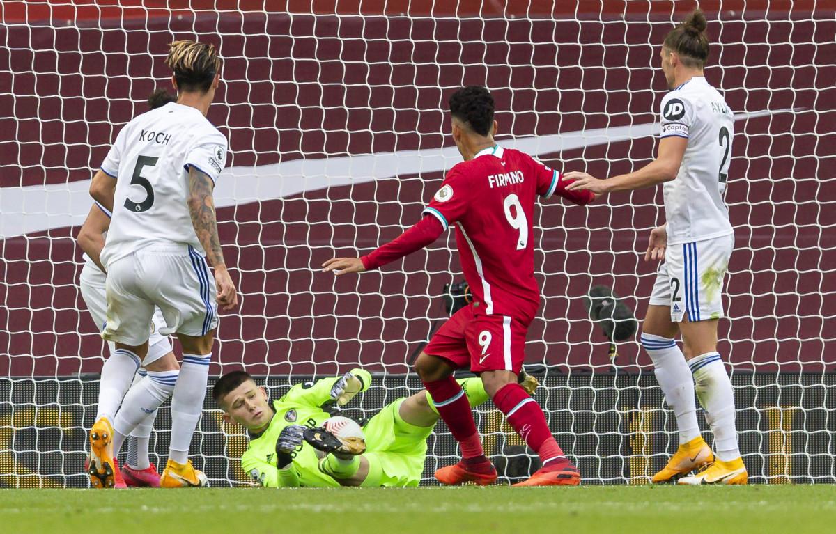 Roberto Firmino has been misfiring all season for Liverpool FC.