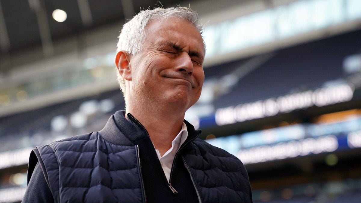Tottenham fires manager Jose Mourinho