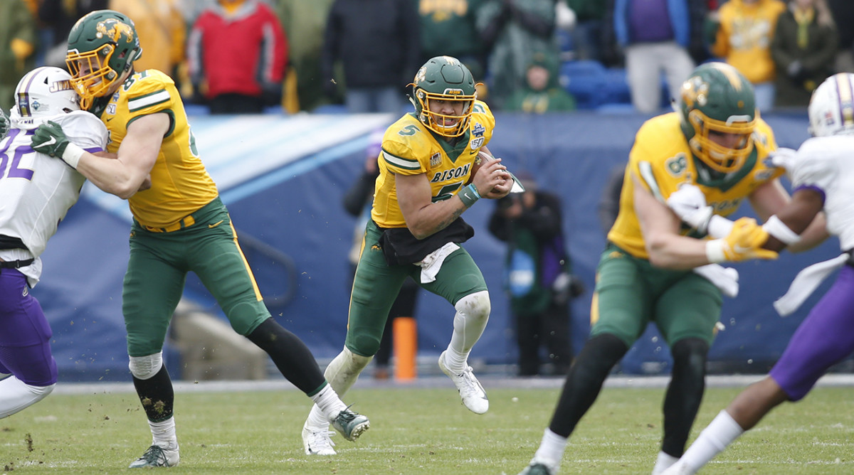 Trey Lance: NDSU QB holds second pro day for 49ers and more thumbnail