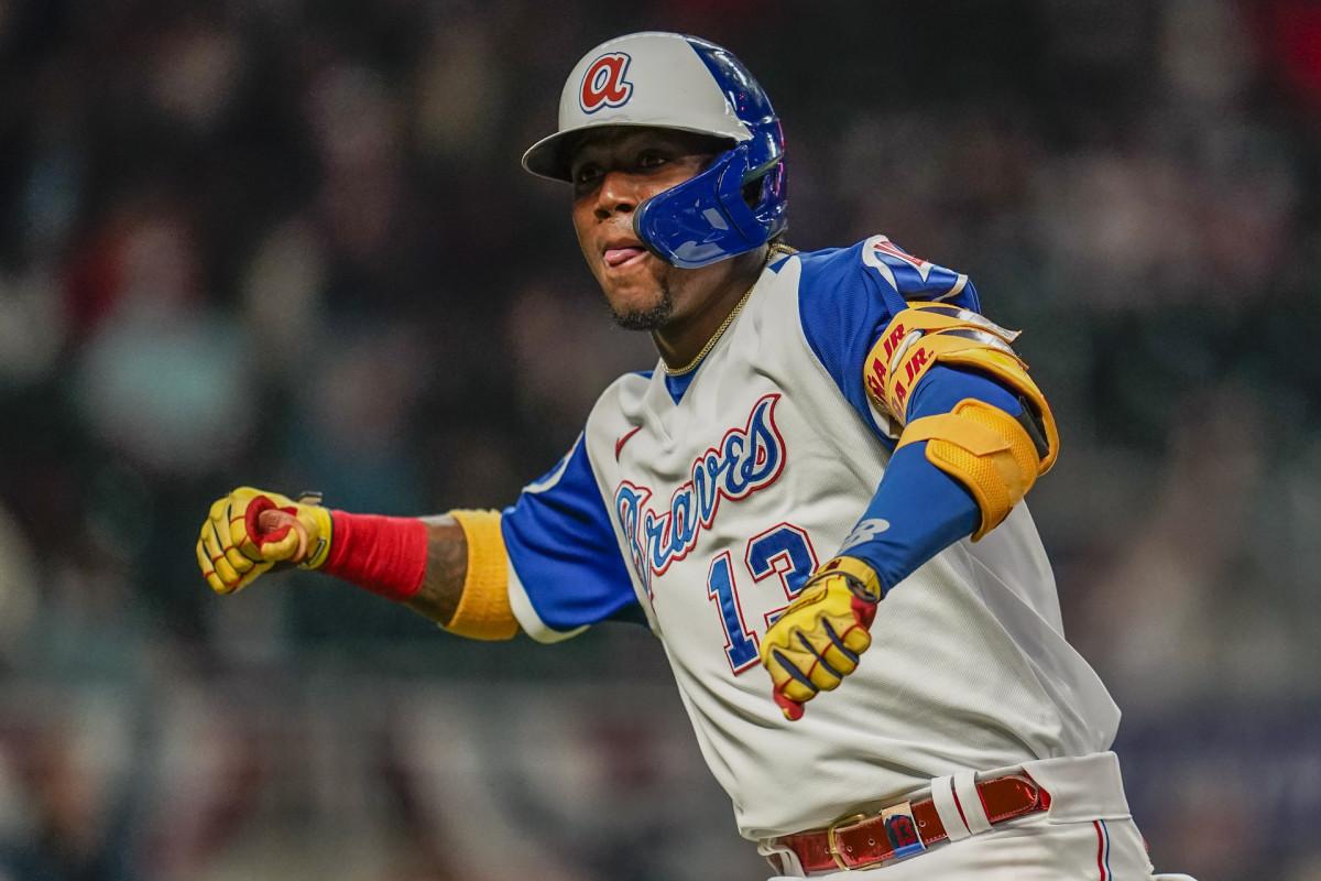Atlanta Braves Ronald Acuna