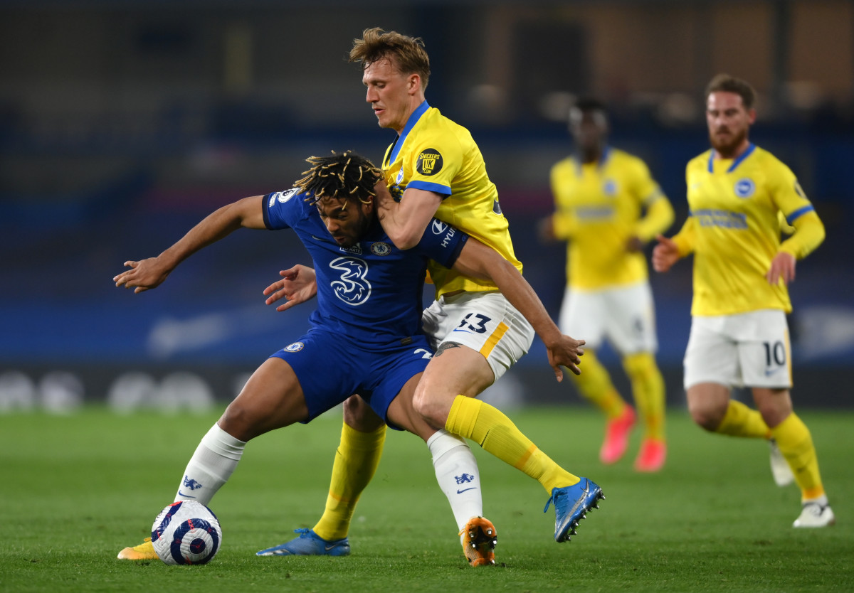 The Blues were underwhelming in the showdown with Brighton.