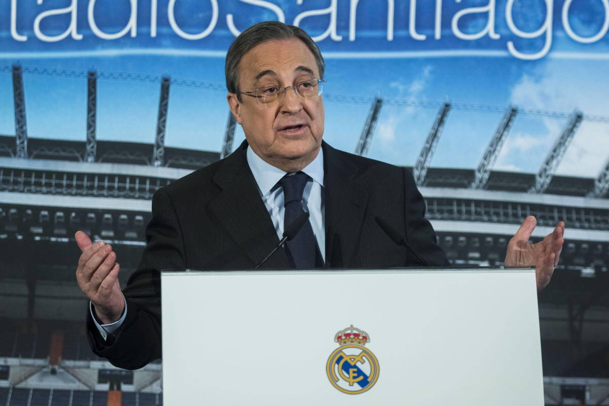 """Florentino Perez claims that Man City against Man United does not stop the world – Manchester vs Barcelona """"will be more attractive"""""""