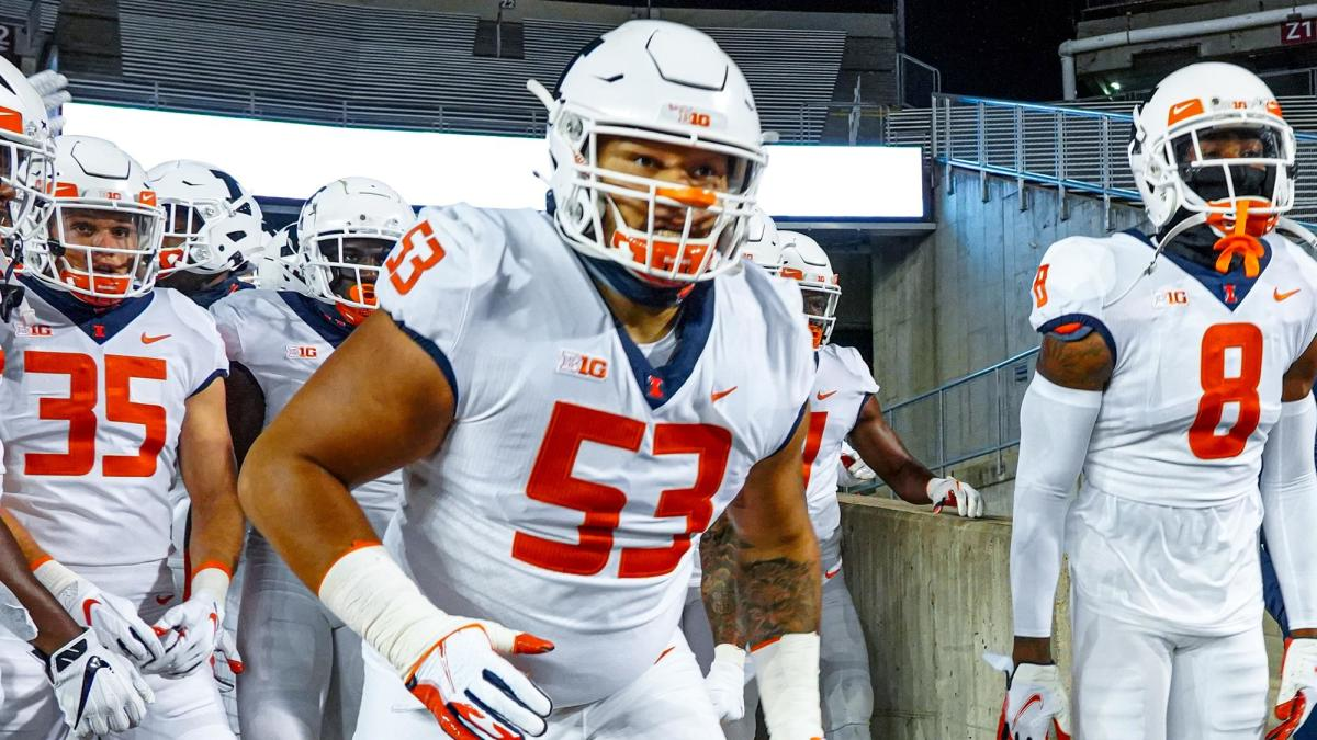 Kendrick Green has the strength and movement skills to be a starting offensive lineman in the NFL.