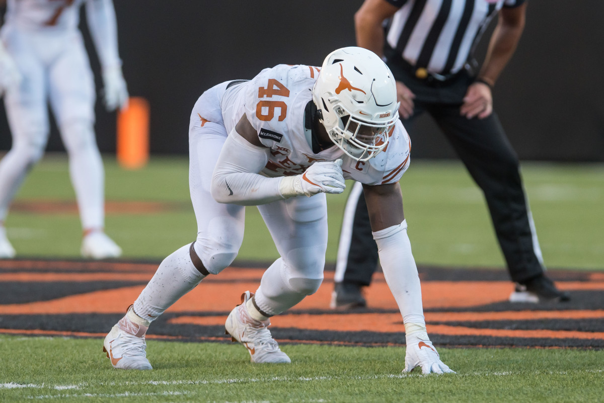 Joseph Ossai can play in any defensive scheme and will find a role early in his career.