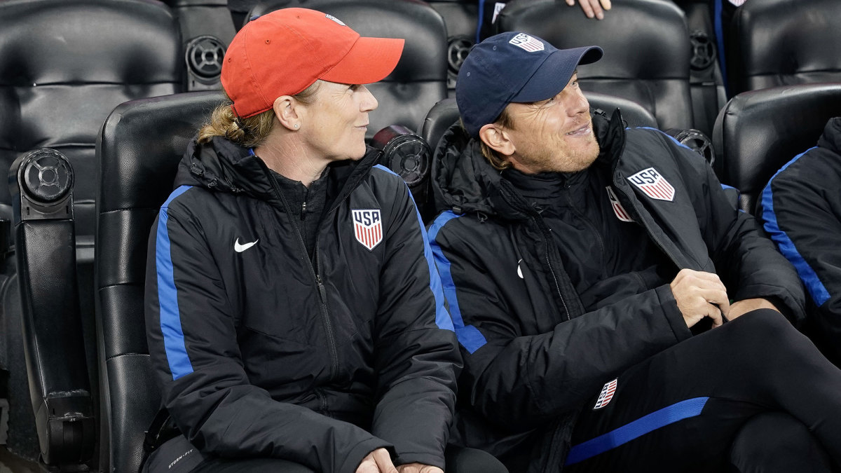 Ex-USWNT assistant Tony Gustavsson