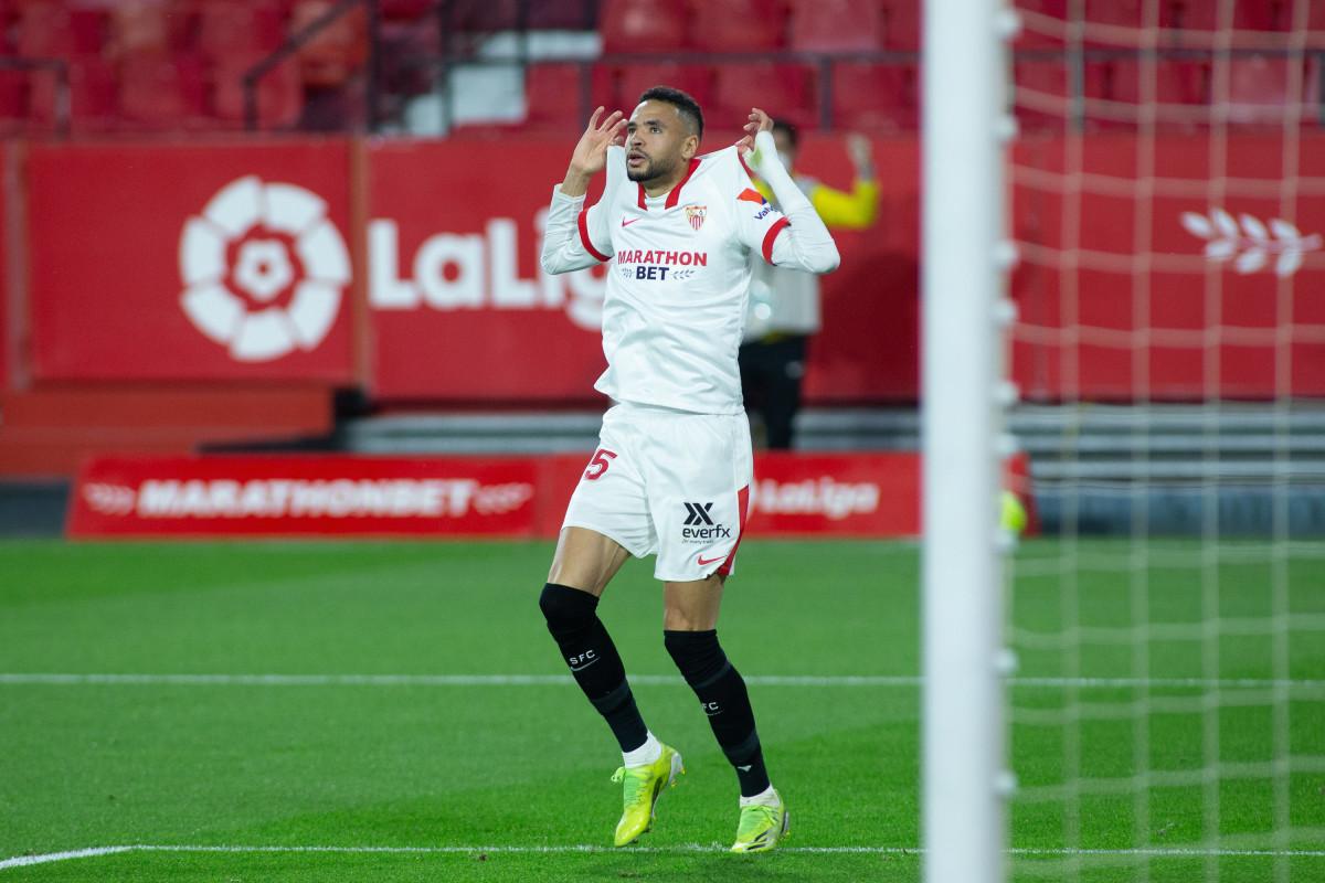 Youssef En-Nesyri Sevilla
