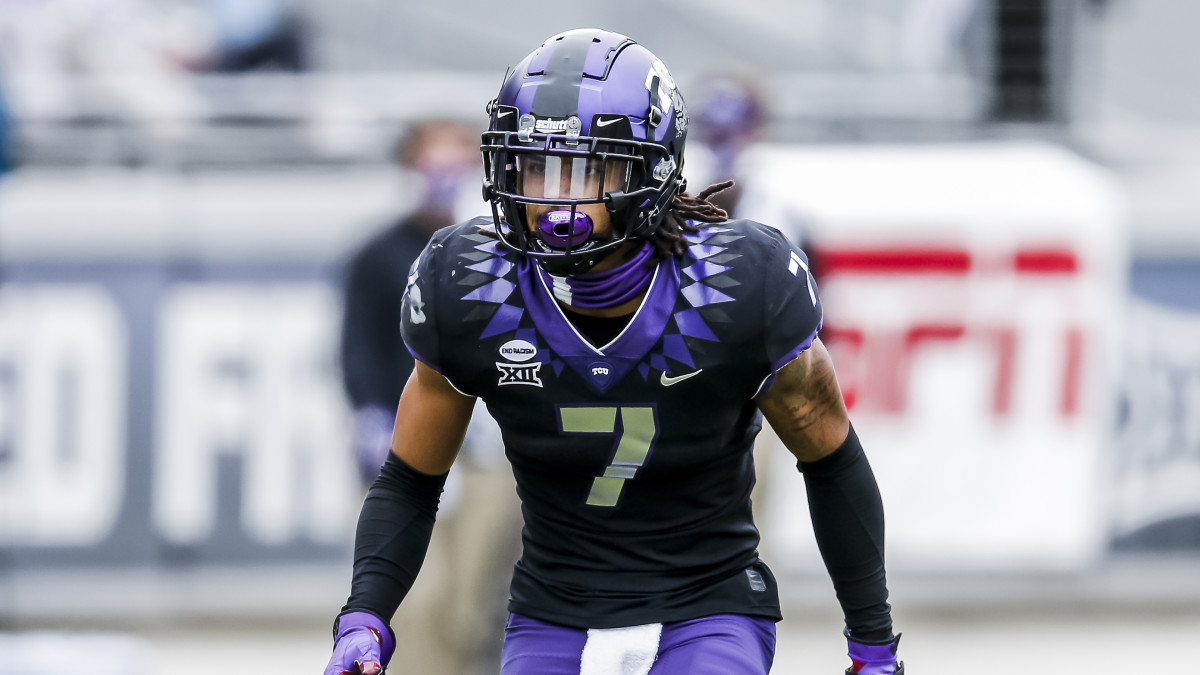 Trevon Moehrig has been talked about as the best safety prospect in the 2021 NFL Draft class.