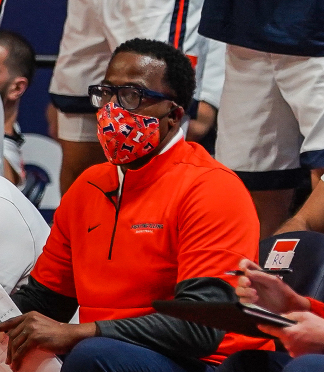 """CBS Sports reporter Matt Norlander cites unnamed sources saying that Illinois assistant coach Ronald """"Chin"""" Coleman is also likely to be an assistant coach on Calipari's staff for the upcoming 2021-22 season. However, Illini Now/SI has learned that move isn't officially done and Coleman is still evaluating several options."""