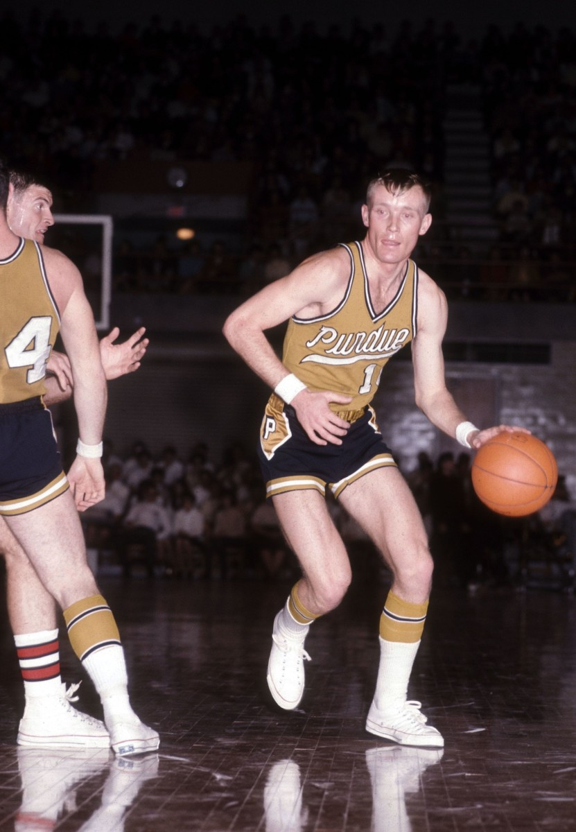 Rick Mount was the most prolific scorer in Purdue basketball history. (Sports Illustrated)