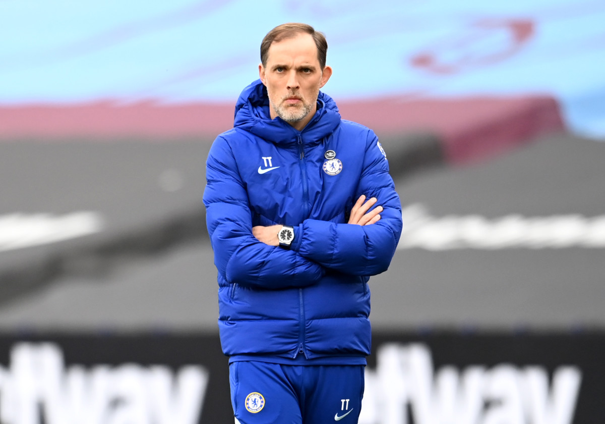 Thomas Tuchel will be buoyed with confidence after Chelsea's win over West Ham on Saturday.