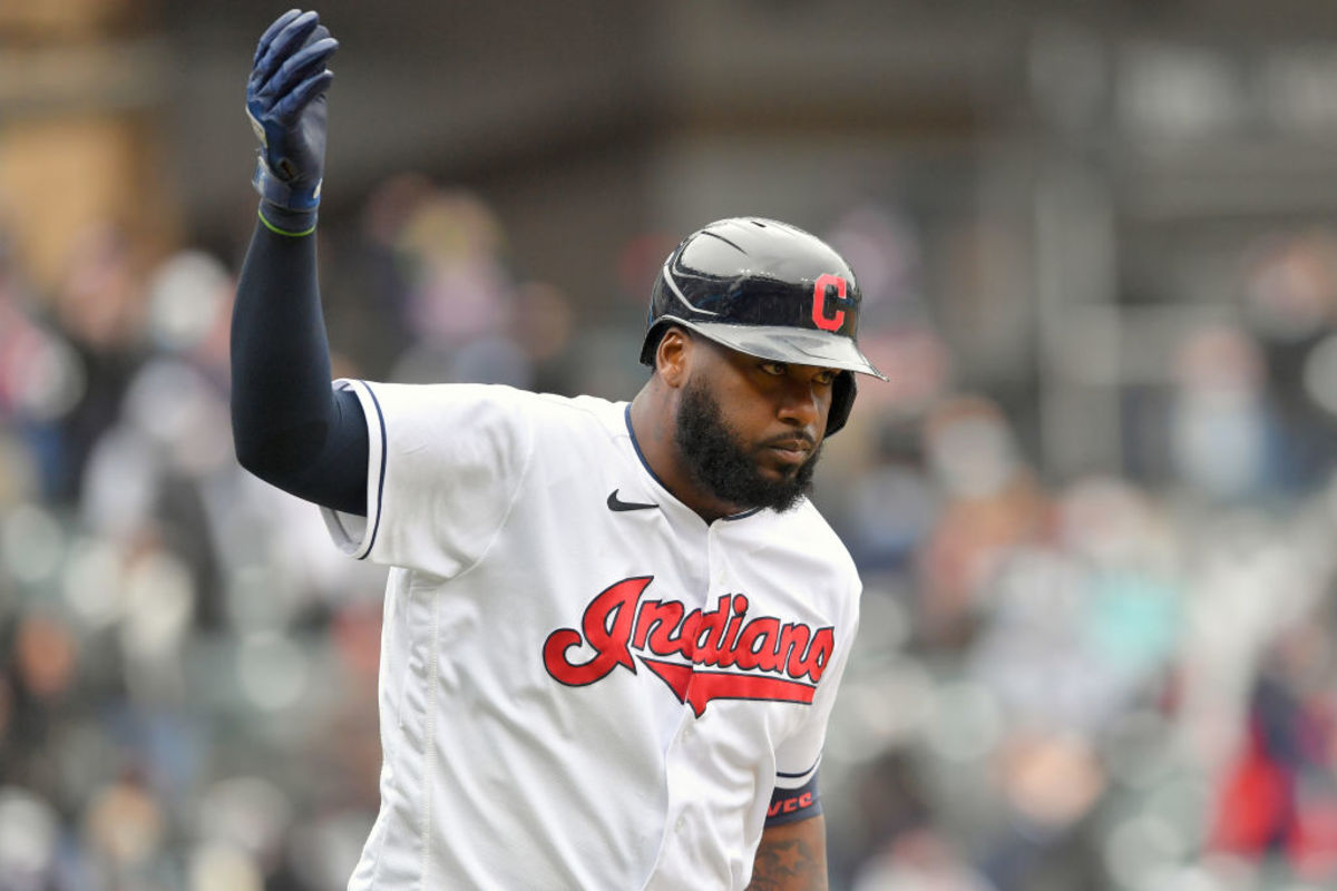 Franmil Reyes had a big day with a three-run homer and