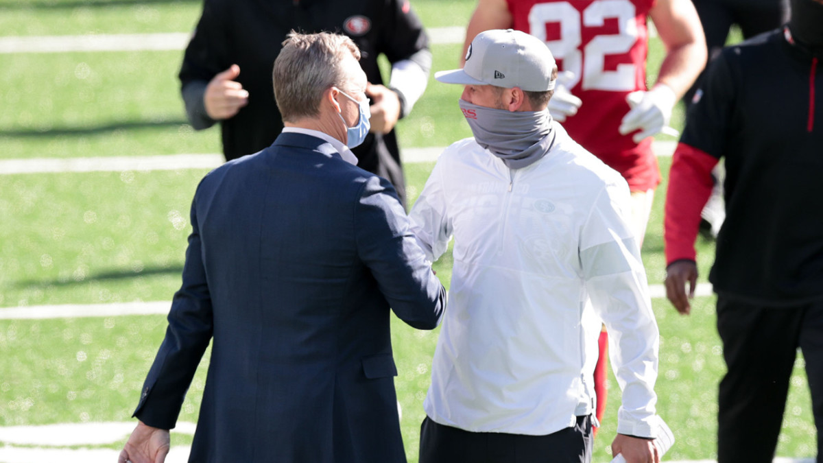 The San Francisco 49ers Reportedly Will Draft Mac Jones or Trey Lance thumbnail
