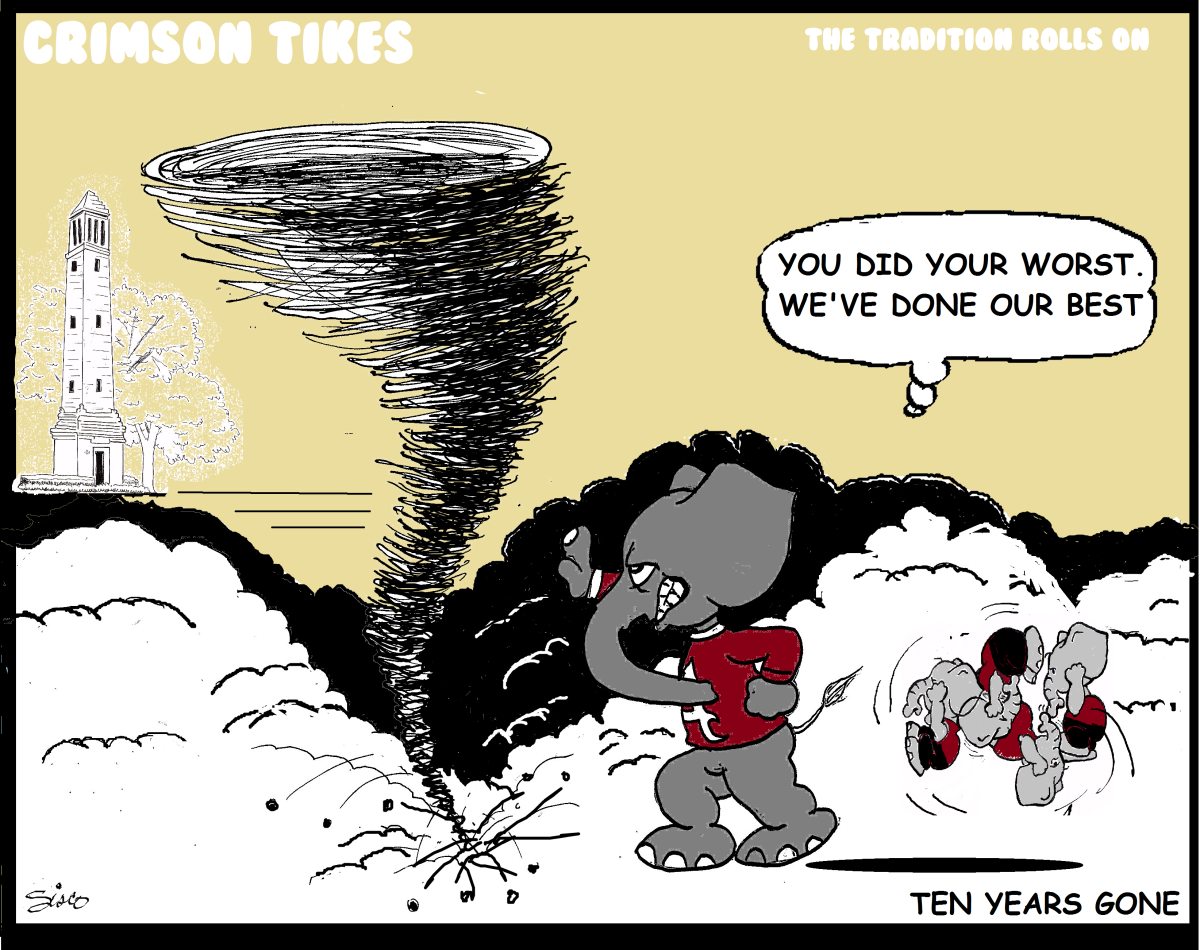 Crimson Tikes: 10 Years Gone