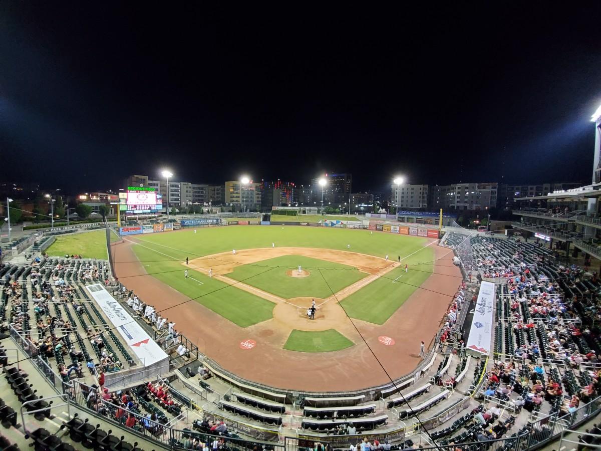 Regions Field / Alabama Baseball at UAB