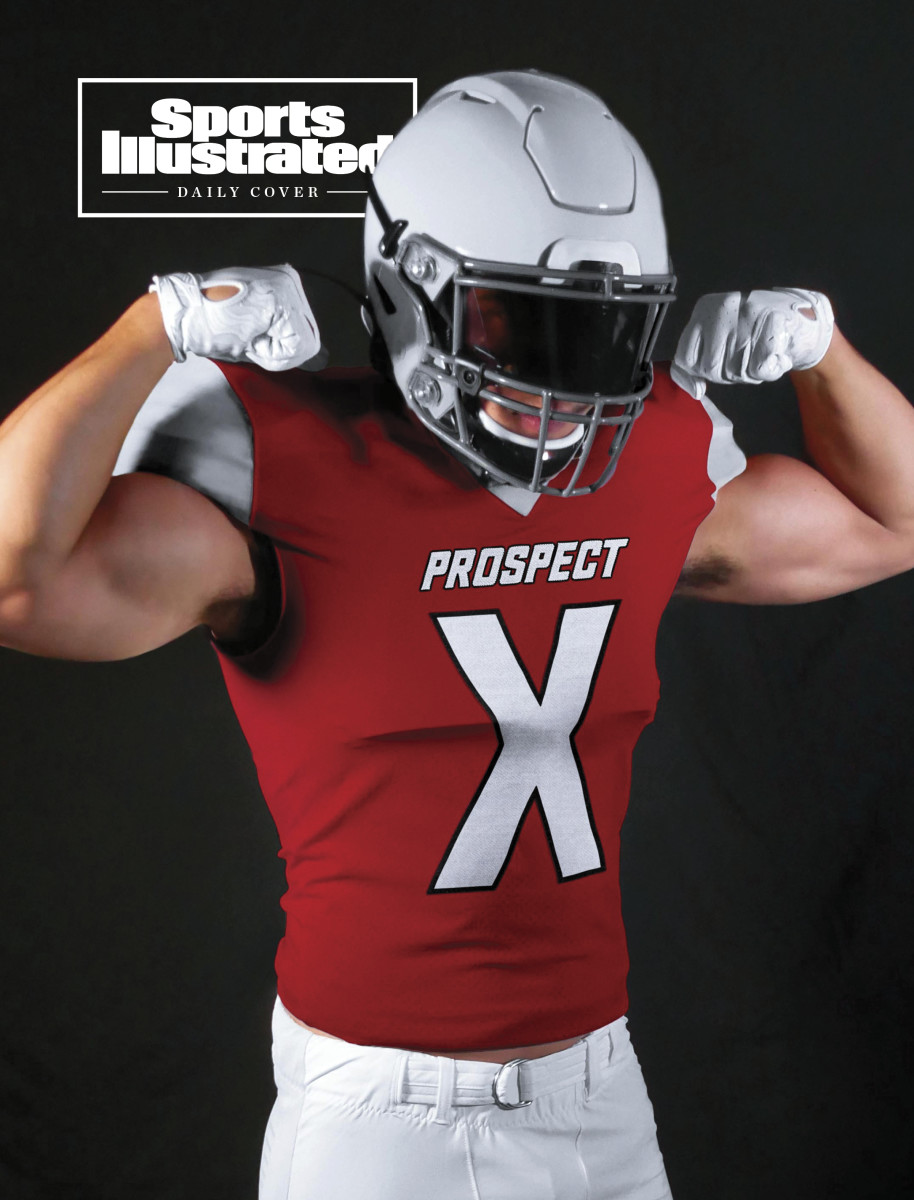 Sports Illustrated Daily Cover: Prospect X NFL draft secret sleeper