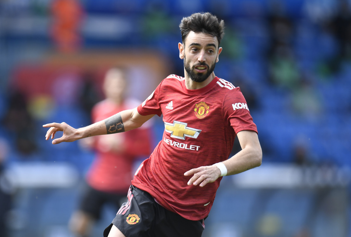 Manchester United's Bruno Fernandes will be key in Liverpool's pursuit of three points.