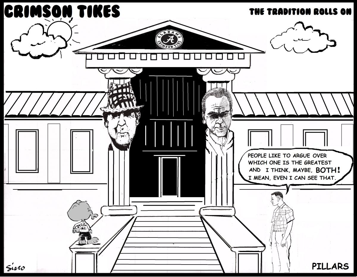 Crimson Tikes: Pillars