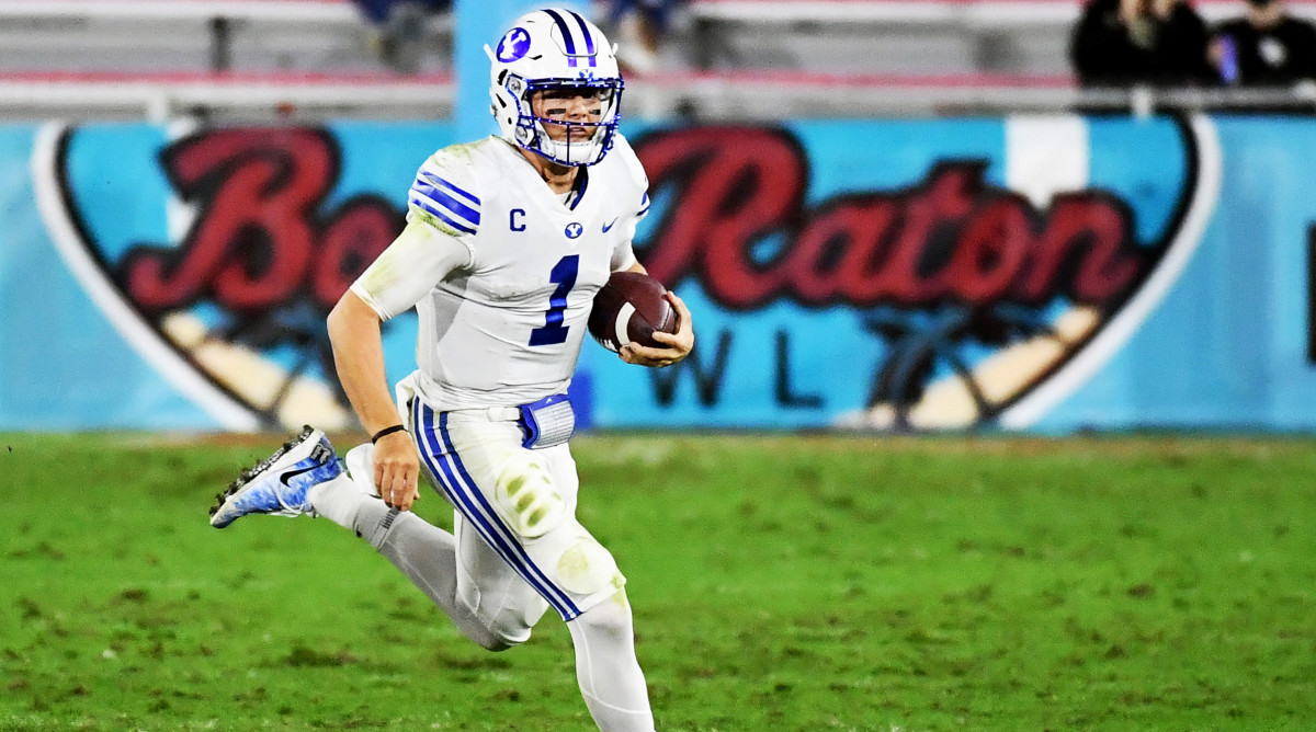 The Jets hope Zach Wilson will break a cycle of QB