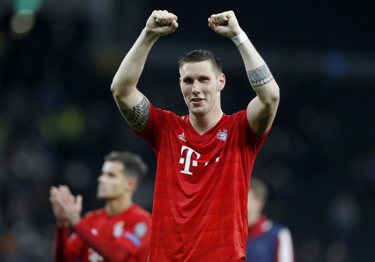 Thomas Tuchel is a big admirer of Bayern Munich's Niklas Sule