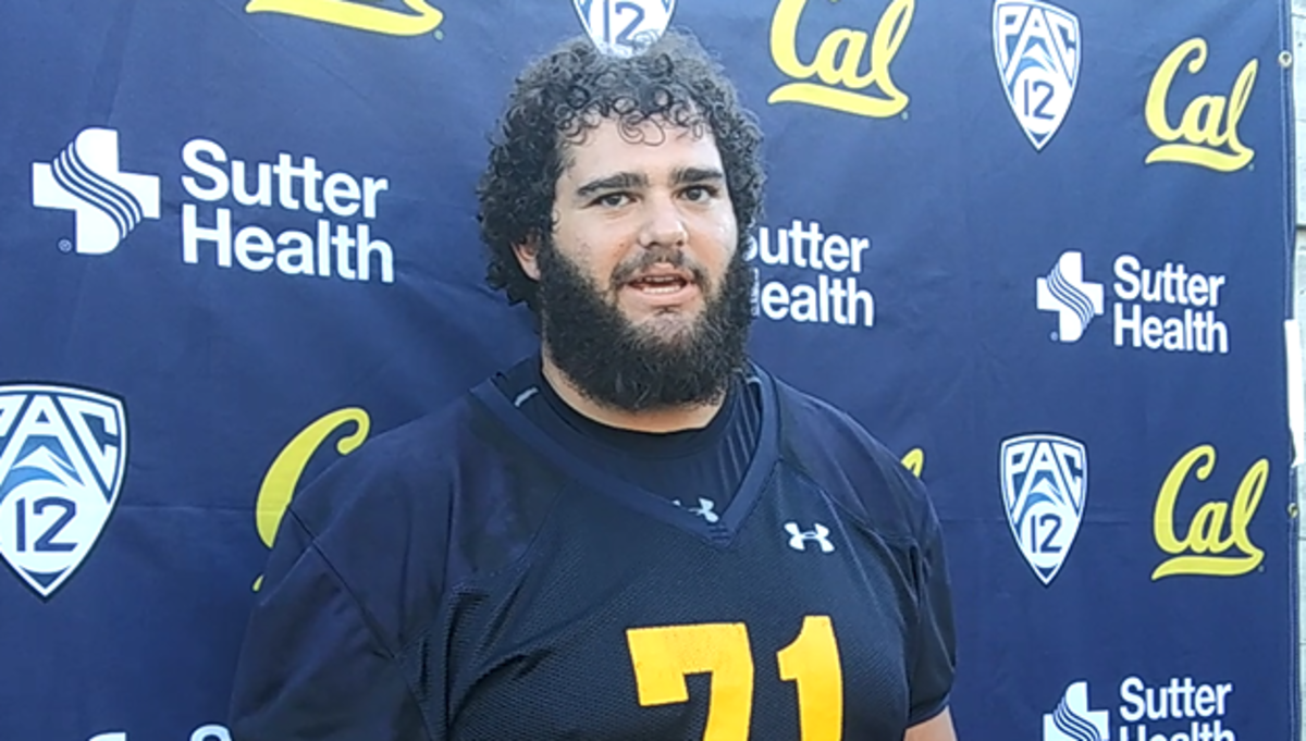 Report: Heart Issue the Reason Cal OT Jake Curhan Was Not Drafted