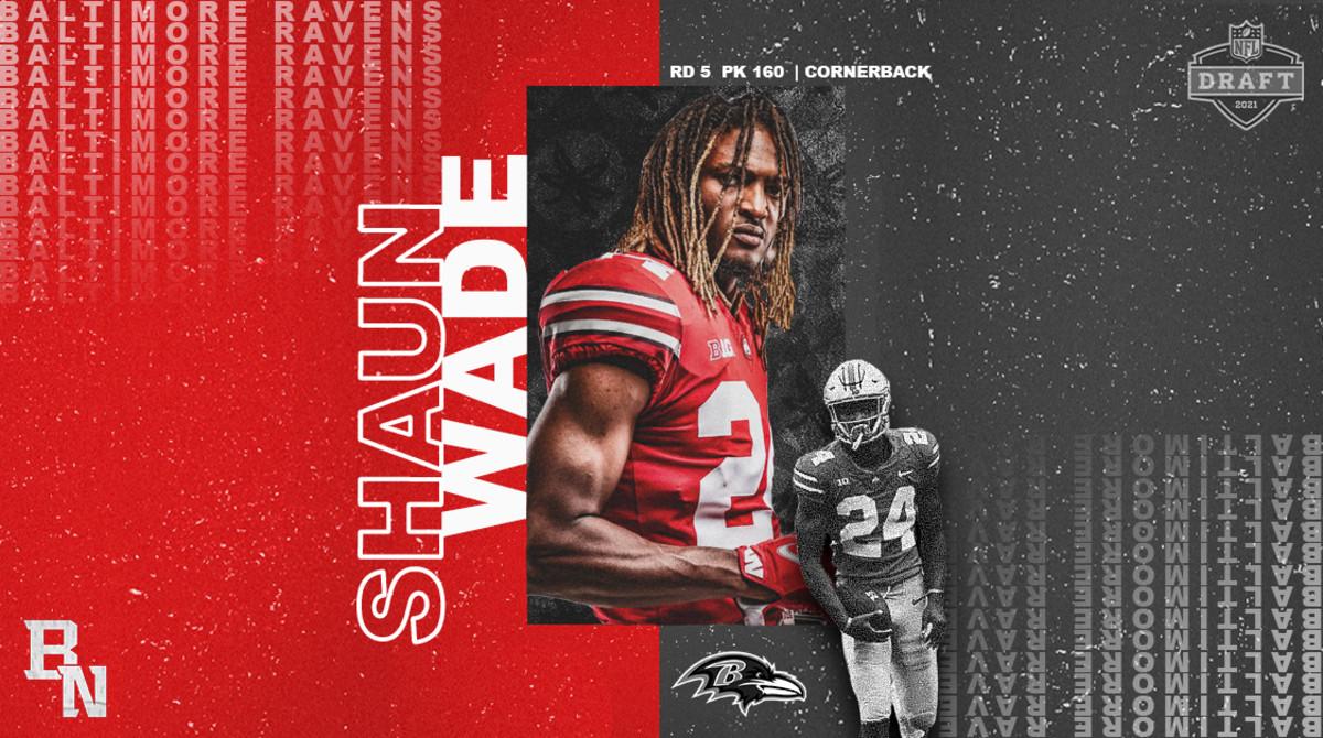 Shaun Wade NFL Draft Card