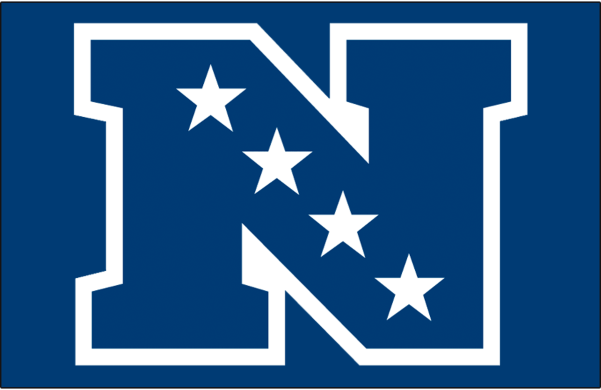 National Football Conference for the National Football League.