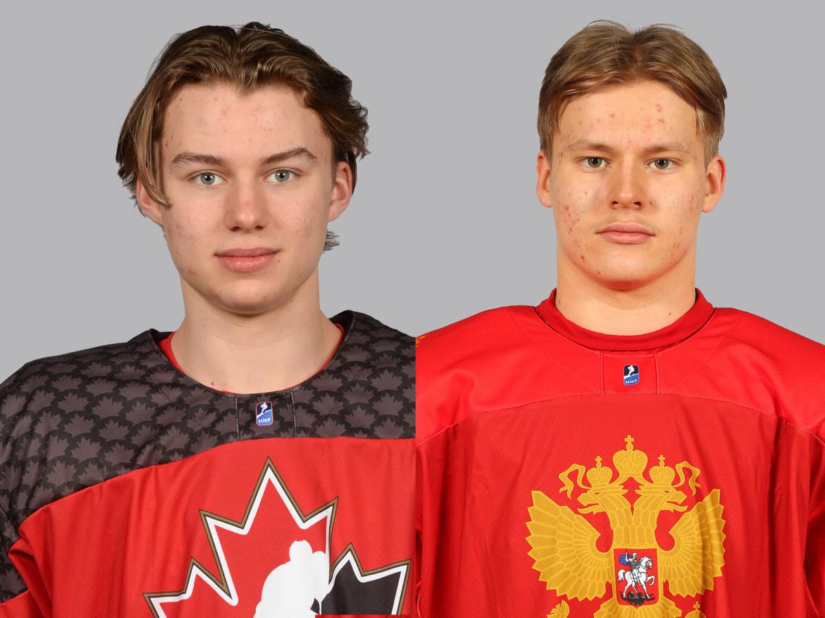 Bedard and Michkov