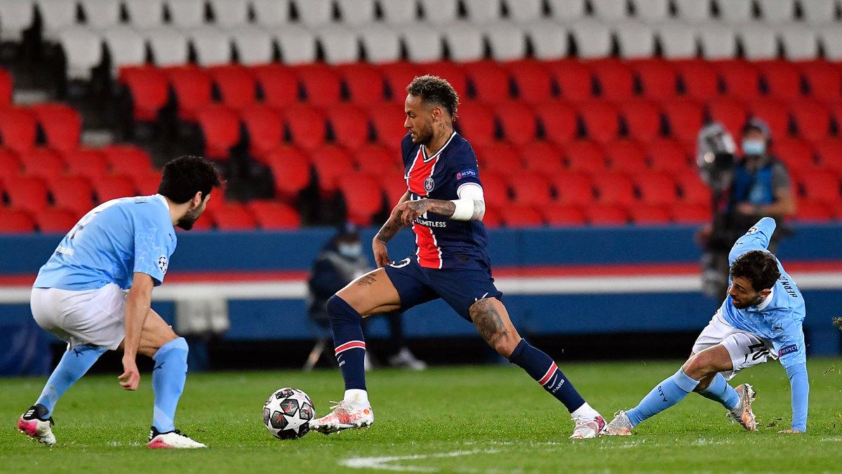 Man City vs PSG LIVE: Champions League semifinal updates, video - Sports  Illustrated