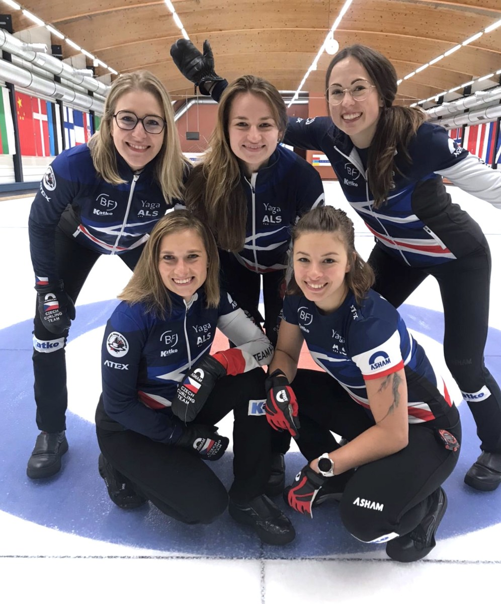 Team Kubeskova Twitter