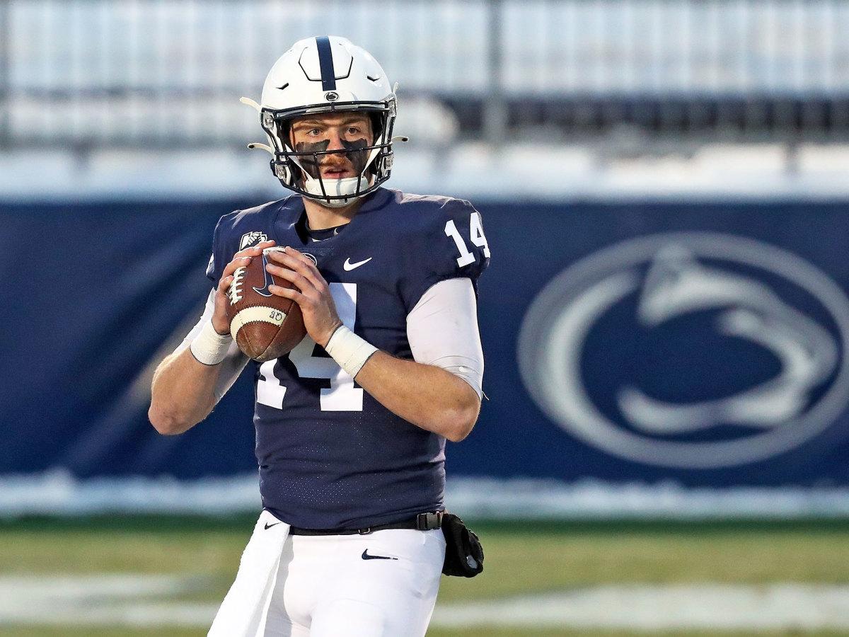 Penn State QB Sean Clifford