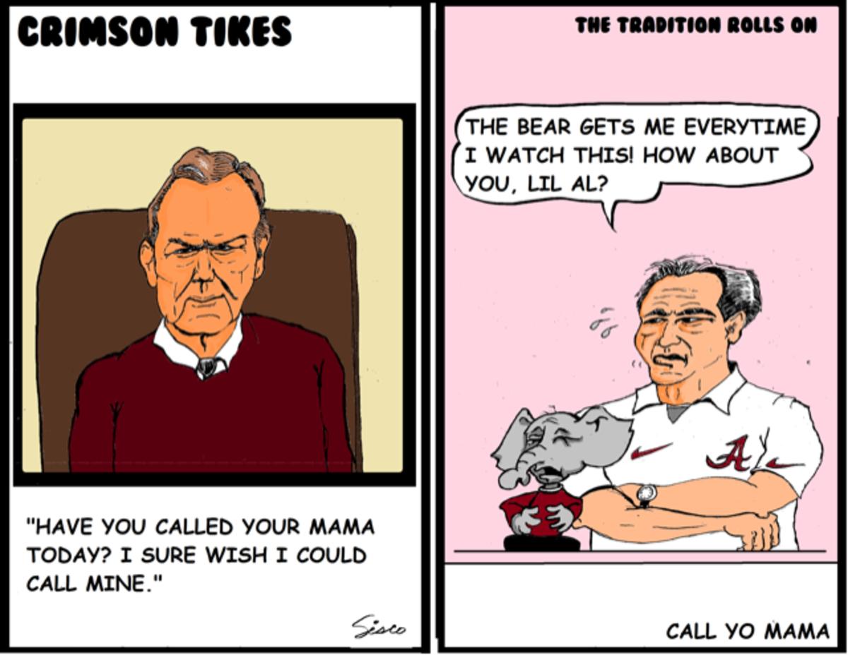Crimson Tikes: Call Yo Mama
