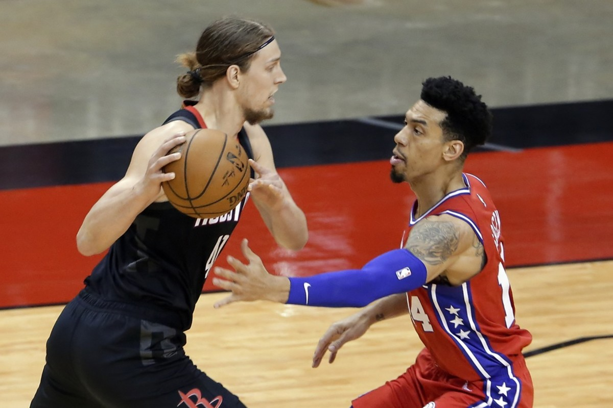Sixers' Danny Green Named to 'All-Underrated' Team