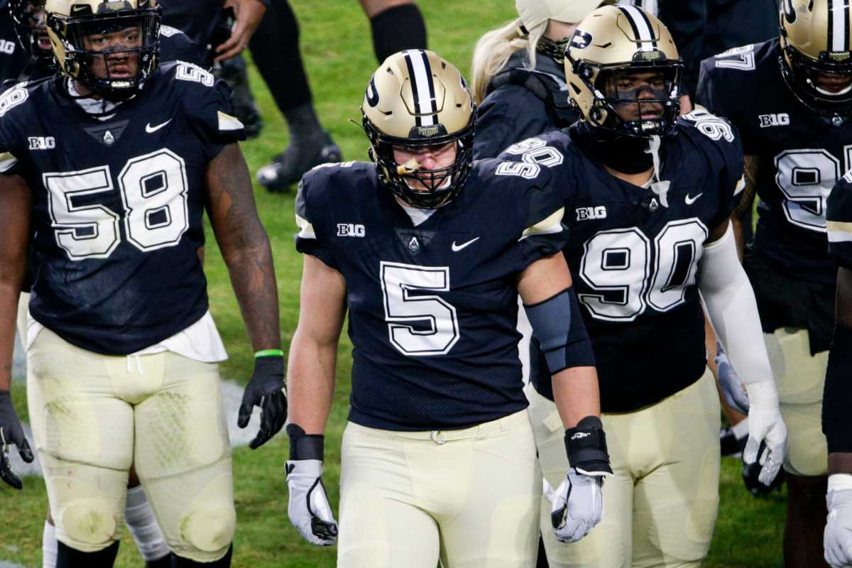 Purdue's George Karlaftis is a name to remember entering the 2021 season