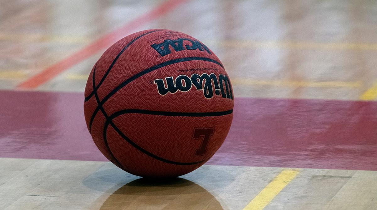 Generic basketball.