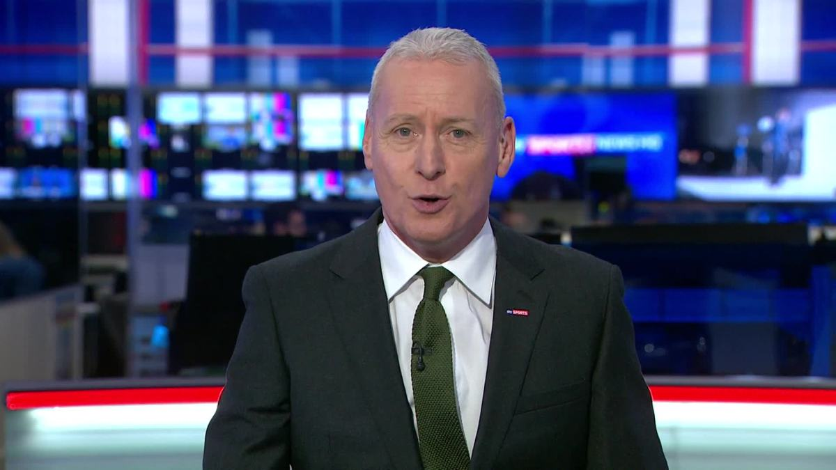 Sky Sports Presenter Jim White