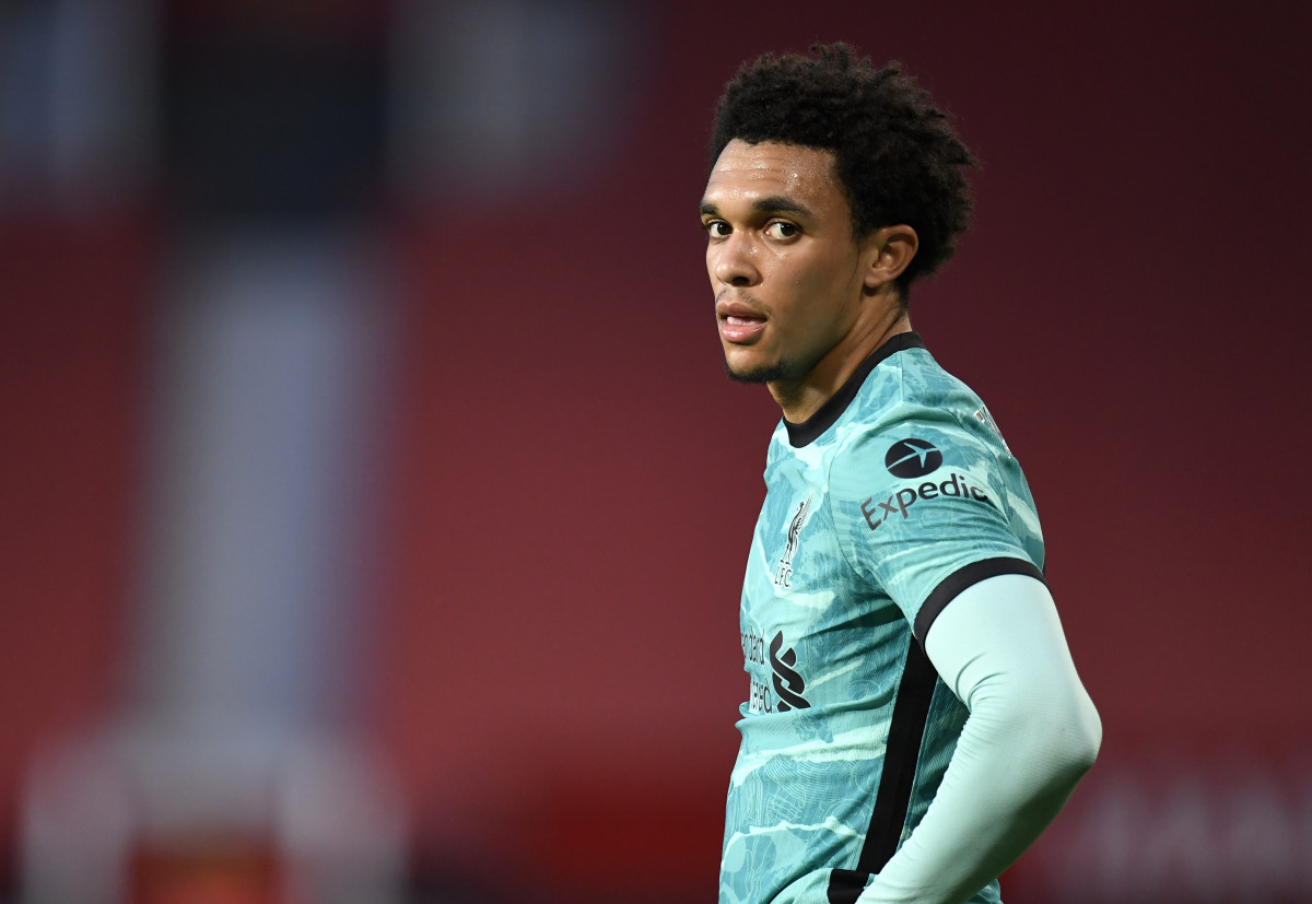 Trent Alexander-Arnold is proving yet again how good he is.