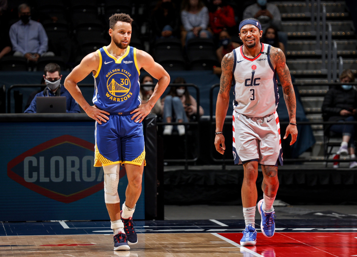 Curry and Beal have put on a show this season, but their race is unlikely to come down to the wire like Gervin and Thompson's.