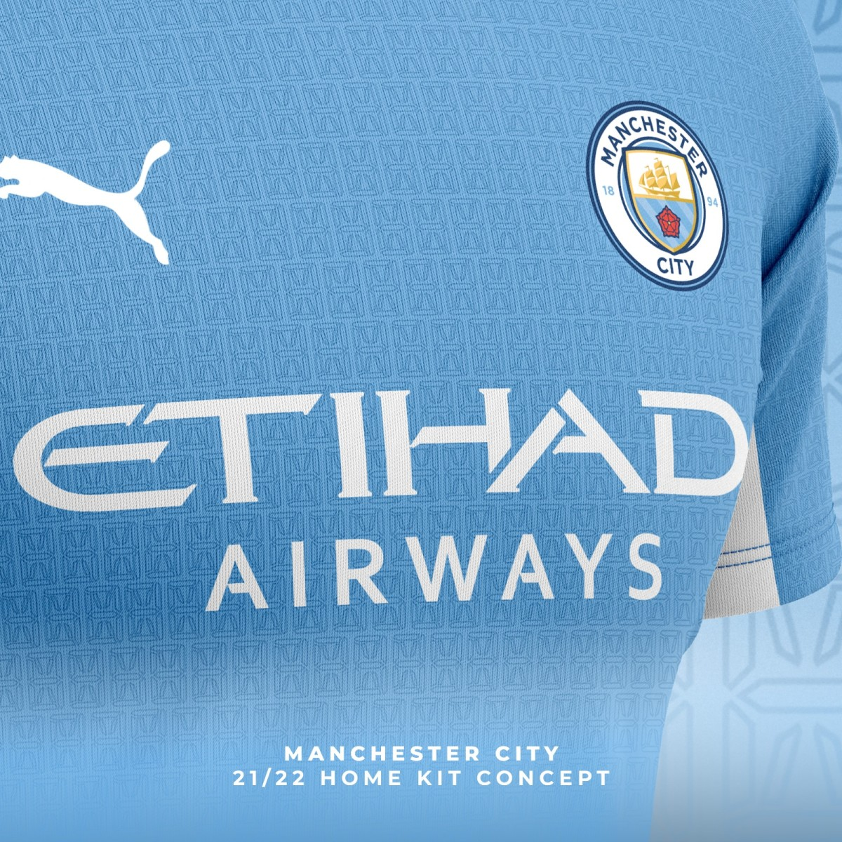 Manchester City 2021 22 Home Kit Leaked On Official Puma Website Sports Illustrated Manchester City News Analysis And More